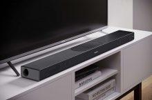 Sharp HT-SBW420, una barra de sonido todo en uno con Wi-Fi y Bluetooth