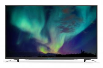 Análisis del televisor Sharp LC-55SFE7332E