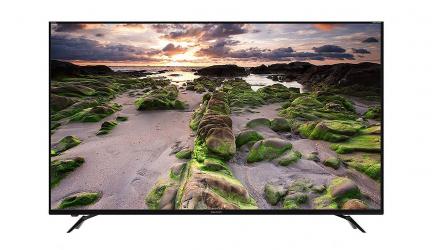 Sharp LC-60UI9362E, la combinación de Sharp entre Smart TV y 4K