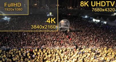 Sharp LV-85001: televisor 8K, 85 pulgadas… y 135.000 dólares
