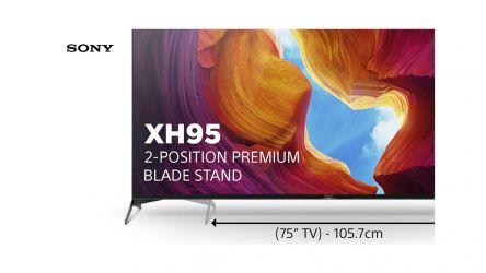Sony 55XH9505, un televisor gama alta con una eficiencia espectacular