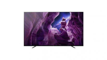 Sony KD-55A8, el televisor OLED más esperado para el presente año