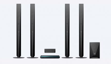 Sony BDV-E6100, sistema de cine para el hogar con Blu-Ray