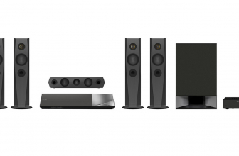 Sony BDV-N7200W, Home Cinema 5.1 con reproductor Blu-Ray