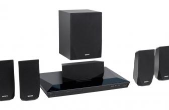 Sony BDV-E2100, excelente sistema de sonido 5.1 con Blu-Ray integrado