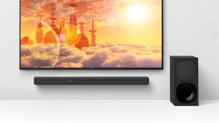 Sony HT-G700, excelente valor y audio en esta barra de sonido