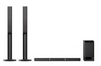 Sony HT-RT4, El sonido de todo un cine en la comodidad del hogar