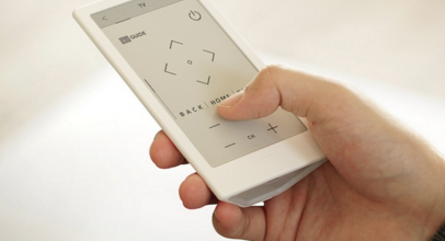 Sony HUIS, el mando a distancia de tinta electrónica