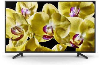 Sony KD-43XG8096, una Android TV para disfrutar como nunca de la tele