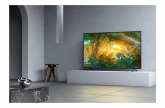 Sony KD-43XH8096, televisor ultrafino y con calidad 4K