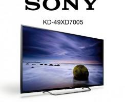 Sony KD-49XD7005, 4K a buen precio