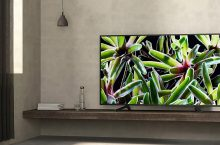 Sony KD-65XG7005, un TV de colores vivos y realistas