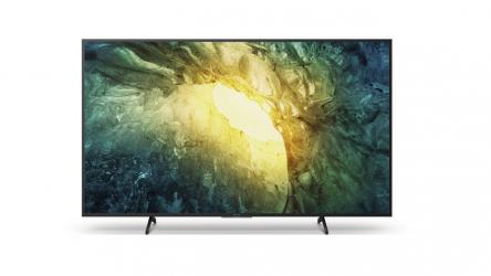 Sony KD-55XH8096, uno de los televisores insignia de la industria
