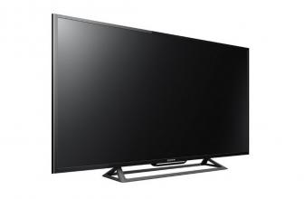 Análisis del televisor Sony KDL-32R500C.