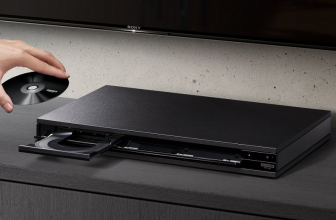 Sony UBP-X800, reproductor Blu Ray 4K con sonido espectacular
