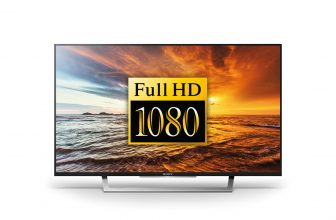 Sony KDL32WD753B, un televisor económico para tener en la habitación