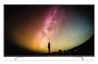 StreamSystemBM65L73, Smart TV con gran tamaño y resolución 4K
