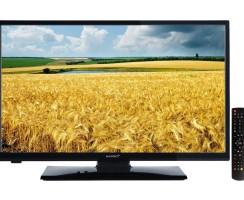 Sunstech 28LEDTANDABK, Televisor HD Ready convertible a monitor
