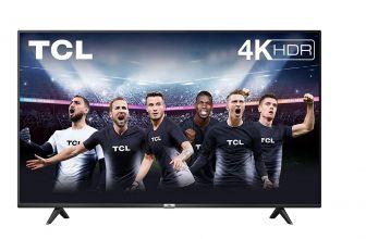 TCL 55P615, televisor 4K con Android TV y compatibilidad con Alexa