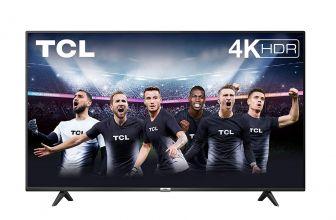 TCL 50P615, colocado como uno de los mejores gama media del mercado