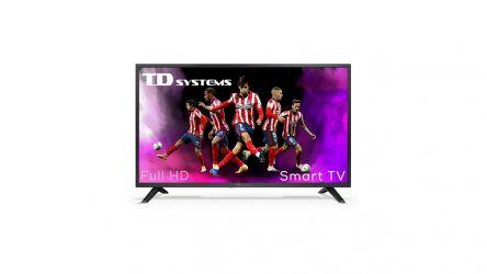 TD Systems K40DLJ12FS, buena calidad de imagen dentro del Full HD