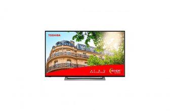 Toshiba 43UL3B63DG, un televisor pequeño pero bastante potente