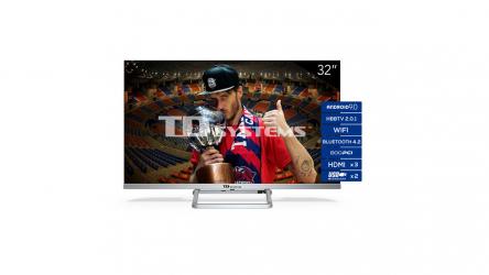 TD Systems K32DLX11HS, con HBBTV y sistema Android 9.0 (AOSP)