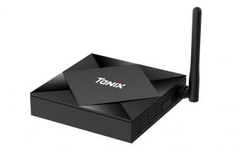 TANIX TX6S, TV Box con Android 10 y soporte para vídeo 4K
