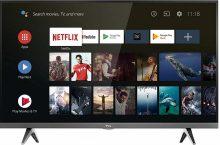 TCL 32ES560, una Android TV asequible con calidad de imagen HDR