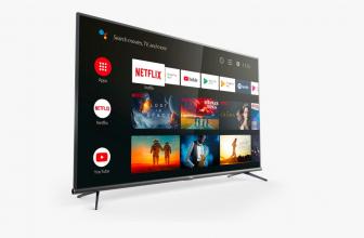 TCL 50EP640, un gran Smart TV UHD con Android TV incorporado