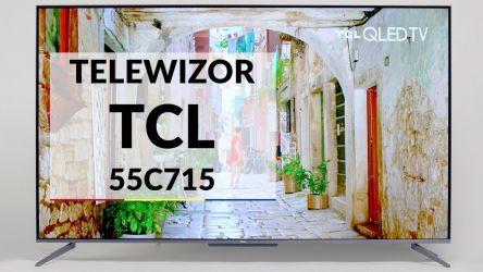 TCL 55C715, una propuesta UHD integral con Android TV