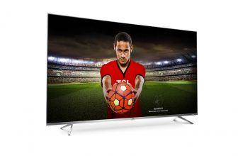 TCL 55EP660, elegancia, calidad de imagen y Android TV