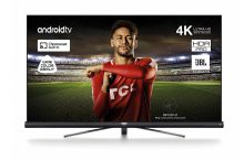 TCL 65DC762, un televisor 4K que integra una barra de sonido JBL