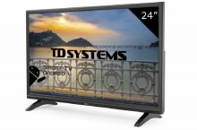 TD Systems K24DLM8HS, una Smart TV low-cost con Android 7.1