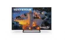 TD Systems K40DLX9FS, un barato televisor Full HD con SO Android