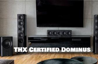 THX Certified Dominus para el cine en casa premium y más