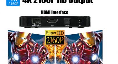 TV Box Z68, ¿quién dijo 4K a buen precio?