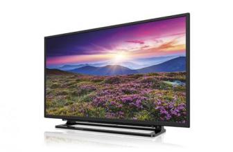 Análisis del televisor Toshiba 40L1533DG