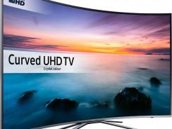 Samsung UE65KU6500: Un gran televisor curvo