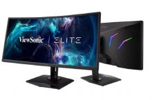 "Viewsonic X Series XG350R-C, un monitor curvo QHD para jugar de 35"""