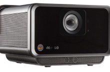 Viewsonic X10-4K, un proyector de corta distancia con resolución 4K UHD