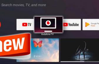 Ya podemos tener Vodafone TV en los televisores Sony