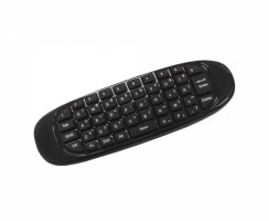 Woxter Air Mouse 2.4 GHz, un mando a distancia con teclado qwerty