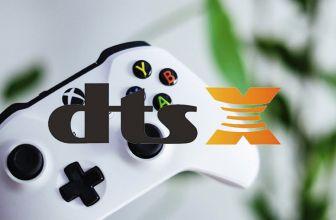 Disfruta muy pronto de la Xbox con DTS: X como soporte de sonido