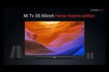 Xiaomi Mi TV 3S, 65 pulgadas e inteligencia artificial