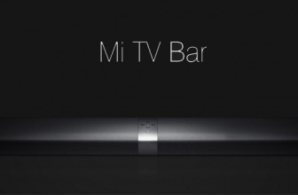 Xiaomi Mi TV Bar, la barra de sonido 5.1 con Android