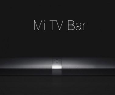 Xiaomi Mi TV Bar, la barra de sonido 5.1 con Android