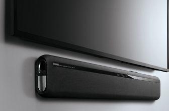 Yamaha YAS-106, una sólida barra de sonido con audio Surround