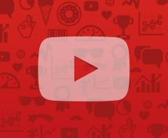 Los 5 vídeos de Youtube más vistos de 2016