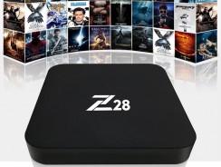 Z28 TV Box, una opción barata para tu televisor